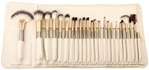 eBay Professional Makeup Brush Set With Leather Bag