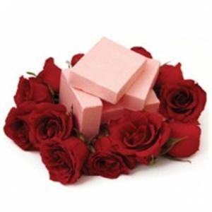 Lush Ring of Roses Szappan