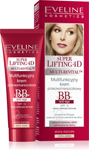 Eveline Super Lifting 4D BB Krém