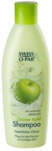Swiss-O-Par Zöldalmás Sampon Szilikonmentes