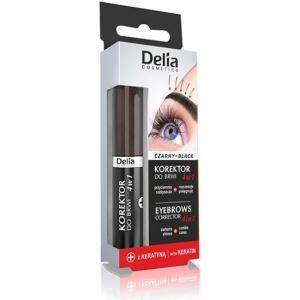 Delia Cosmetics Szemöldök Korrektor 4in1 Kreatinnal