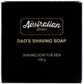 The Australian Barber Dad's Shaving Soap