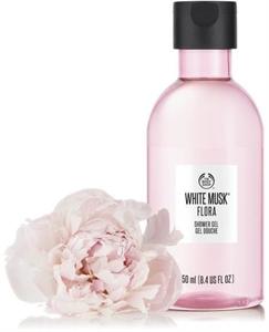 The Body Shop White Musk Flora Tusfürdő