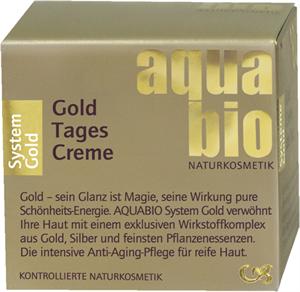 Aquabio System Gold Nappali Krém