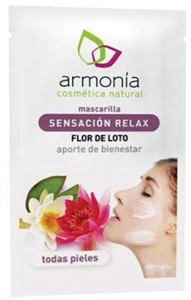 Armonia Relaxáló Arcpakolás
