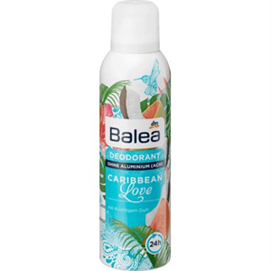 Balea Caribbean Love Deo Spray