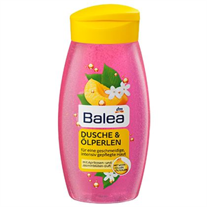 Balea Dusche & Ölperlen Aprikose