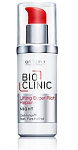 Oriflame Bioclinic Lifting-hatású Bőrmegújító Éjszakai Krém