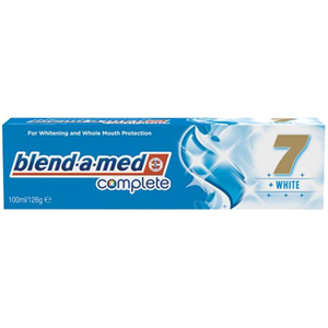 Blend-A-Med Complete 7 White Fogkrém