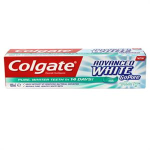 Colgate Advanced Whitening Gopure
