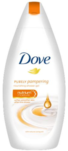 Dove Purely Pampering Natural Caring Oils