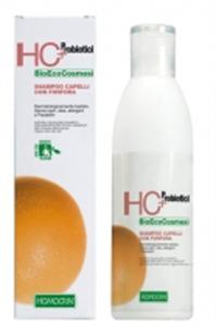 HC+ 500 Természetes Helyreállító Sampon Száraz és Zsíros Korpára