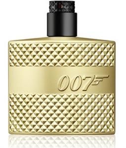 James Bond 007 Limited Edition Gold