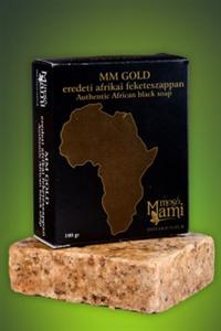 MM Gold Feketeszappan