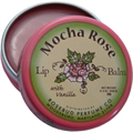 Mocha Rose Lip Balm With Vanilla