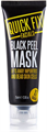 Quick Fix Facials Black Peel Mask