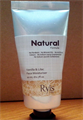 Ryis Natural Formula Vanilla & Lilac Face Moisturiser