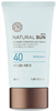 Thefaceshop Eco Natural Sun No Shine Hydrating Sun Cream SPF40 / PA+++