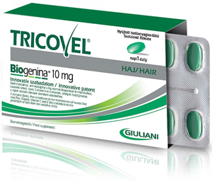 Tricovel Biogenina 10 mg Tabletta