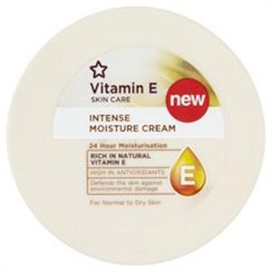 Superdrug Vitamin E Intense Moisture Cream
