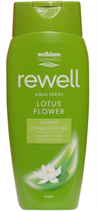 Rewell Lotus Flower Sampon