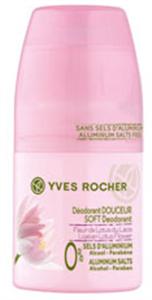 Yves Rocher Déodorant Douceur Fleur de Lotus du Laos