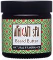 African Spa Beard Butter - Natural Fragrance