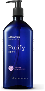 Aromatica Tea Tree Purifying Shampoo