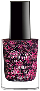 Avon Magic Effects Liquid Sequin Csillámos Körömlakk