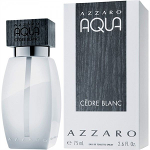Azzaro Aqua Cédre Blanc for Men