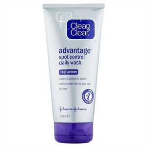 Clean&Clear Advantage Fast Action Daily Wash Arclemosó