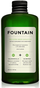 Fountain The Super Green Molecule