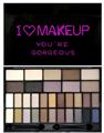 I Heart Makeup Theme Szemhéjpúder Paletta