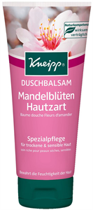 "Kneipp Mandelblüten Hautzart ""Bársonyos Bőr"" Tusolóbalzsam"