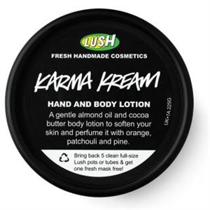 Lush Karma Kream Testápoló
