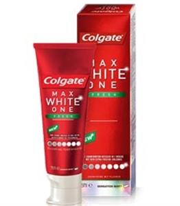 Colgate Max White One Fresh Fogfehérítő Fogkrém