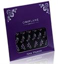 Oriflame Purple Virágos Körömdekoráció