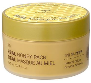 Thefaceshop Real Honey Pack