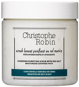 Christophe Robin Cleansing Scrub With Sea Salt
