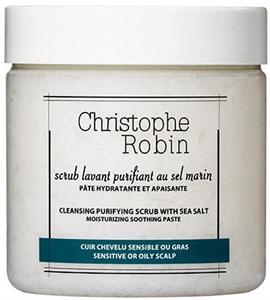 Christophe Robin Cleansing Scrub With Sea Salt