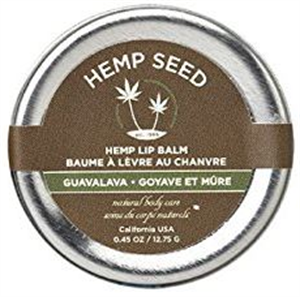 Earthly Body Hemp Seed Lip Balm