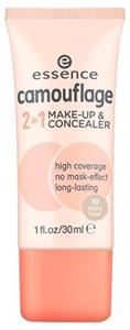 Essence Camouflage 2in1 Make-Up & Concealer