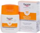 Eucerin Sun Sensitive Protect Mattító Napozó Fluid Arcra FF30