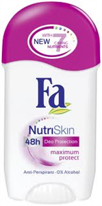 Fa NutriSkin Maximum Protect Izzadásgátló Deostift