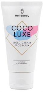 HelloBody Coco Luxe Gold Krémes Arcmaszk