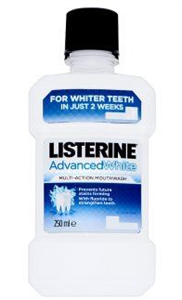Listerine Advanced White Szájvíz
