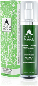 Marina Miracle Sweet & Creamy Oil Cleanser 4 in 1 Arctisztító