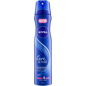 Nivea Hold & Care Hajlakk