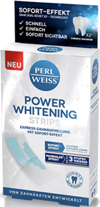 Perl Weiss Power Whitening Strips