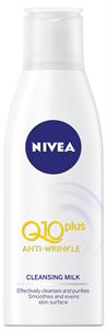 Nivea Q10 Plus Ránctalanító Arctisztító Tej